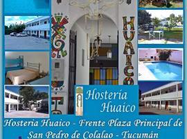 Hostería HUAICO, San Pedro de Colalao