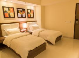 Sangai Continental (The Boutique Hotel)