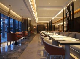 Yunhe Yepo Hotel Zhuqiao Branch, Şanghay (Yancang yakınında)