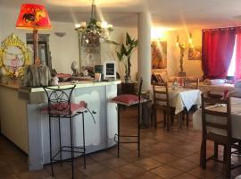 Restaurant Hotel Le Delta