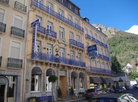 Hôtel Astérides Sacca, Cauterets
