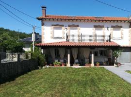 Casa Rural La Rasilla, Castillo-Pedroso (Prases yakınında)