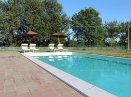 Villa Sofia, Calcinelli (La Pieve yakınında)