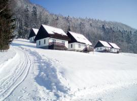 Feriendorf Green Valley 100W, Stárkov (Maršov nad Metují yakınında)