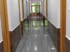 Hotel Vishal Residency Barkot, Barkot (рядом с городом Kutnaur)