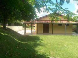 Rancho Itapura, Bofete (Tôrre de Pedra yakınında)