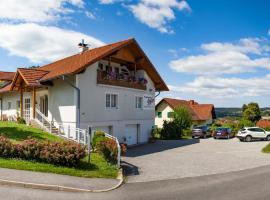 Thermenpension Gigler, Bad Waltersdorf (Sankt Magdalena yakınında)