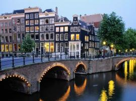 Great view on the canals!