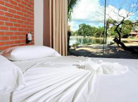 Eco Resort Colpa Caranda, Santa Cruz de la Sierra (Collpa yakınında)