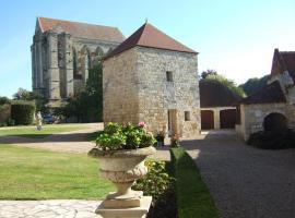 Clos de l'Abbaye, Saint-Martin-aux-Bois (рядом с городом Moyenneville)