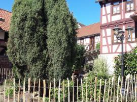 Diebacher Hof, Büdingen (Oberau yakınında)