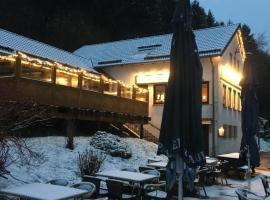Waldstübchen Lerbach, Osterode (Buntenbock yakınında)