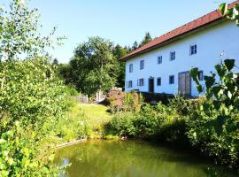 Ferienhaus Herrnbauer, Zaglau (Aigen im Mühlkreis yakınında)