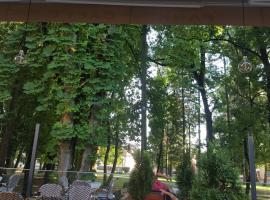 Park Rooms, Dugo Selo