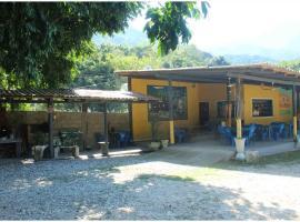 Quiosque Paes e Filhos, Cachoeiras de Macacu (Afonso yakınında)