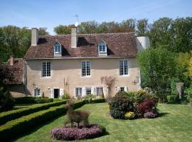 Guest House Le Clos Pasquier, Блуа (рядом с городом Шузи-сюр-Сис)