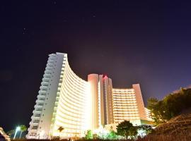 Hotel Harvest Nankitanabe, Tanabe (Asso yakınında)