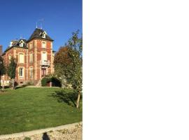 maison de maitre, Fleury-sur-Andelle