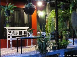 Yuva Homestay, Chiang Mai (in de buurt van Ban Nam Thong)