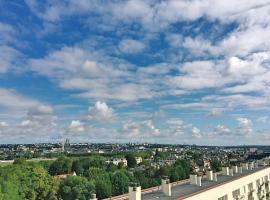 Appartement Feng Shui à Caen