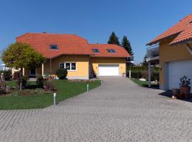 Apartements mit Stil, Burkersdorf (Herrnhut yakınında)