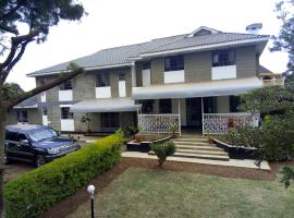 Transafrica equator hotel