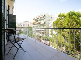TONI'S 2BD Apartment in Faliro & close to Marina., Афины (рядом с городом Palaión Fáliron)