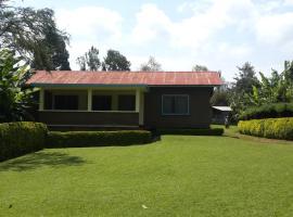 STELLAS VILLA LODGE, Marangu (рядом с регионом Mwanga)