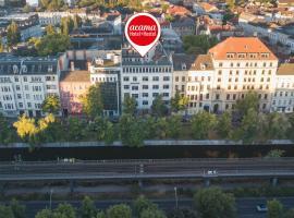 acama Hotel & Hostel Kreuzberg