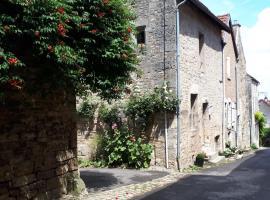 La Maison de Pierre, Flavigny-sur-Ozerain