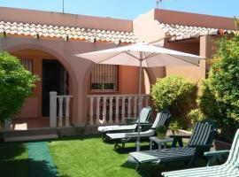 precioso bungalow en Gran Alacant (Santa Pola), Gran Alacant (Puerto Marino yakınında)