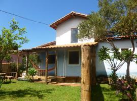 Chales do Alessandro, Santana do Riacho (Santana de Pirapama yakınında)