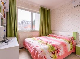 Nice Guest House In Tianhe Airport, Huangpi (Huanghualao yakınında)