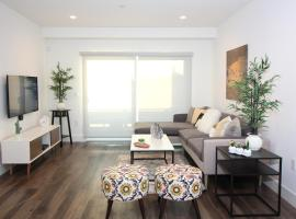 Los Angeles Deluxe Suites | Free Parking | 2BR&2BT