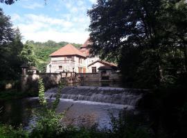 Le moulin régnelot, Verdelot (рядом с городом L'Épine-aux-Bois)