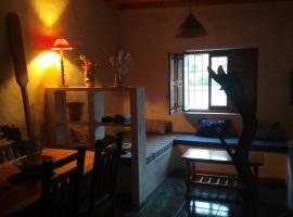Casa de Vacaciones en Calblanque, Cobaticas (рядом с городом Лос-Белонес)