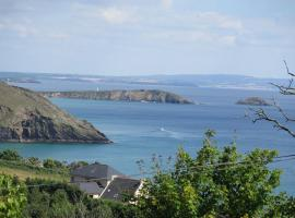 House for 8 people in Crozon with panoramic sea view