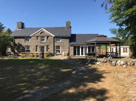 Pentre Farmhouse, Capel Bangor