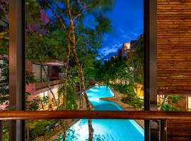 High-end comfort 2BR condo with pool access by Happy Address
