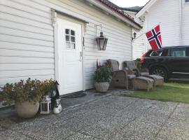 Koselig Landsbyhus i Nordfjord