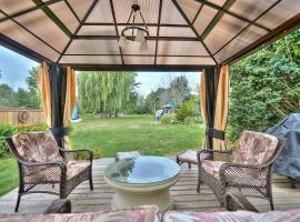 Home Away Retreat, Welland (Fonthill yakınında)