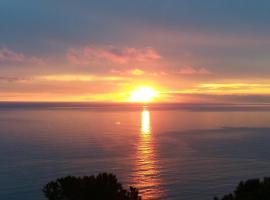 Magic Sunset-La casa dai tramonti magici