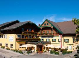 Hotel Landgasthof Altwirt, Seeham (Obertrum am See yakınında)