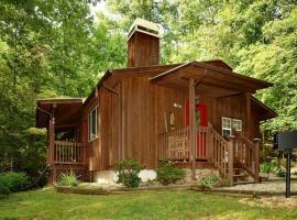 Mountain Hideaway Cabin