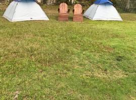 Calming Waters Riverside Camping Area