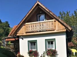 Winzerhaus im Schilcherland, Steinreib (Greisdorf yakınında)
