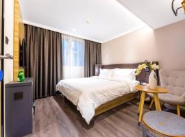 Hanting Premium Hotel Wenling Wanchangzhong Road Jiulong, Shanhuang (Qiaoli yakınında)