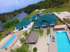 Concept Lodge, Cocody (Agban yakınında)
