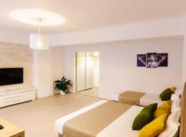 Luxury Accommodation Belvedere Titan Park