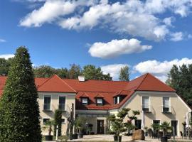 Hotel Glutschaufel, Eschenbach in der Oberpfalz (Pressath yakınında)